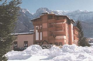 Italy, Val di Sole, Dimaro, Hotel Job
