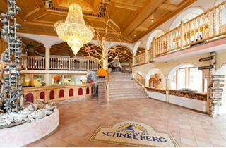 Italy, Sterzing - Wipptal, Masseria, Hotel Schneeberg - Family Resort & Spa