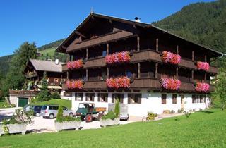 Austria, Ski Juwel Alpbachtal Wildschoenau, Oberau, Pension Fertinghof