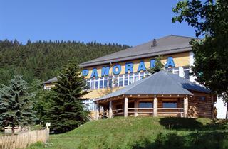 Germany, Erzgebirge, Oberwiesenthal, Hotel Panorama