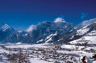Austria, Zillertal, Hippach, Hotel Garni Nill