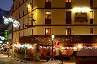 Italy, Breuil-Cervinia - Valtournenche, Cervinia, Hotel Punta Maquignaz