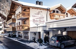 Austria, Oetztal - Soelden, Sölden, Apartments Andre Arnold