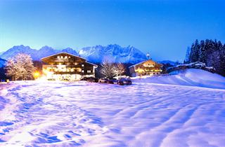 Austria, Kitzbuhel Alps, Kitzbühel, Hotel Seebichl