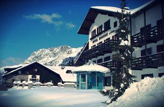 Italy, Alpe Lusia / San Pellegrino, San Pellegrino, Hotel Monzoni