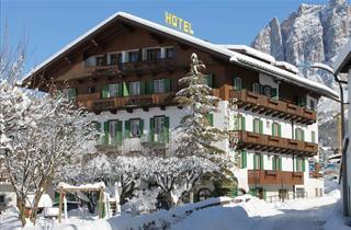 Italy, Cortina d'Ampezzo, Hotel Pontechiesa