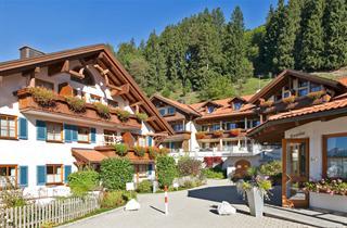 Germany, Ostallgau, Füssen, Residenz Sonnenhang + Residenz Hopfensee