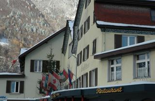 Switzerland, Pizol, Sargans, Hotel Post