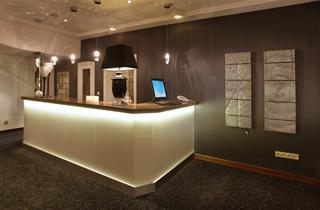 Germany, Willingen, Willingen (Upland), Hotel Waldecker Hof
