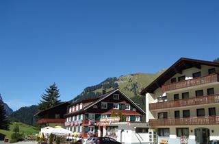 Austria, Arlberg, Schröcken, Hotel Gasthof Tannberg