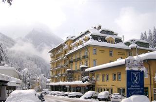 Austria, Gasteinertal, Bad Gastein, Hotel Mozart