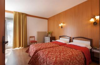 Italy, Paganella, Molveno, Hotel Miralago
