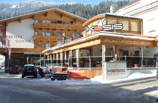 Austria, Zillertal, Fügen, Hotel Sonne