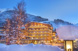 Austria, Saalbach Hinterglemm Leogang Fieberbrunn, Hinterglemm, Hotel Glemmtalerhof