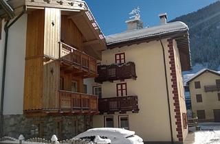 Italy, Alpe Lusia / San Pellegrino, Moena, Apartments Torta