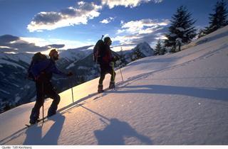Austria, Kitzbuhel Alps, Kirchberg, Hotel Taxacher