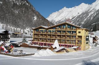 Austria, Oetztal - Soelden, Sölden, Hotel Sunny Solden