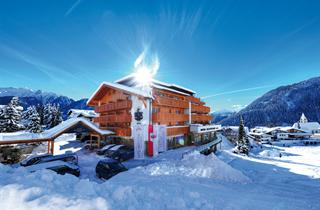 Austria, Serfaus-Fiss-Ladis, Serfaus, Hotel Maximilian