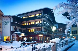 Austria, Zillertal, Zell am Ziller, Hotel Tirolerhof
