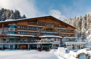 Austria, Tannheimer Tal, Wängle, Hotel Panorama Talhof