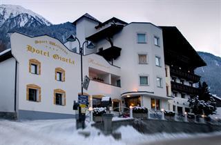 Austria, Oetztal - Soelden, Sautens, Hotel Gizela