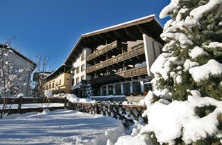 Austria, Alpbachtal, Reith im Alpbachtal, Hotel Der Kirchenwirt