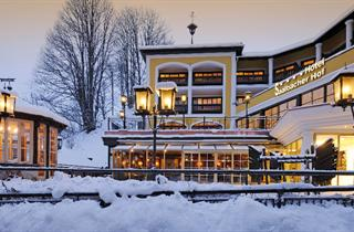 Austria, Saalbach Hinterglemm Leogang, Saalbach, Hotel Saalbacher Hof