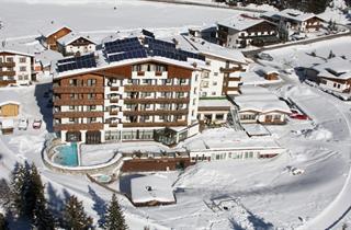 Austria, Pitztal, St. Leonhard im Pitztal, Hotel Sport & Vital Seppl