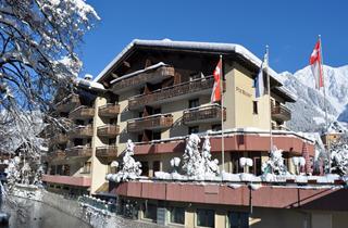 Switzerland, Davos - Klosters, Klosters, Hotel Pardenn Piz Buin