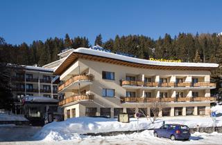 Switzerland, Davos - Klosters, Davos, Hotel Strela