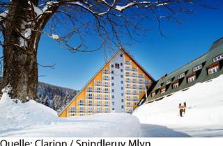 Czech Republic, Spindleruv Mlyn, Špindlerův Mlýn, Hotel Clarion