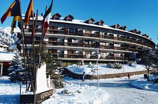 Italy, Val di Fiemme - Obereggen, Carano, Resort Veronza