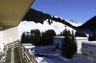 Switzerland, Davos - Klosters, Davos, Appartement Feriensiedlung Solaria