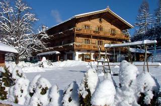 Austria, Kitzbuhel Alps, Kitzbühel, Landhotel Vordergrub