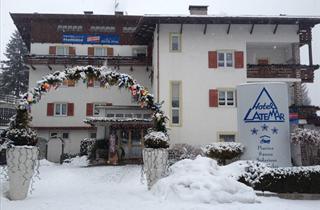 Italy, Val di Fiemme - Obereggen, Castello di Fiemme, Hotel Latemar