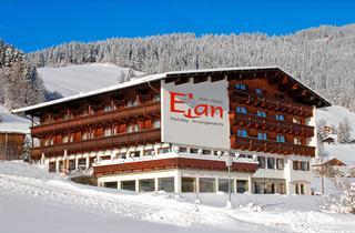 Austria, Ski Juwel Alpbachtal Wildschoenau, Wildschönau Oberau, Hotel Elan