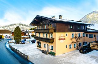 Austria, Kitzbuhel Alps, Kirchberg, Hotel Jordan
