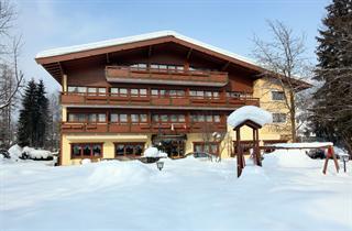 Austria, Kitzbuhel Alps, Kirchberg, Parkhotel Kirchberg