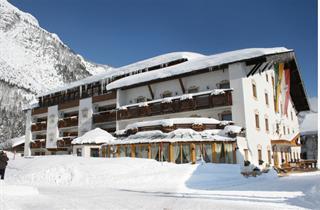 Austria, Leutasch, Sporthotel Xander