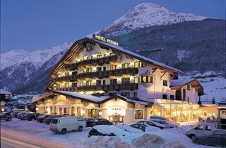Austria, Oetztal - Soelden, Sölden, Hotel Regina
