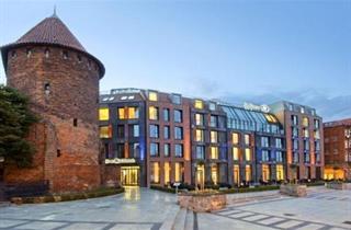 Poland, Gdansk, Hotel Hilton Gdańsk