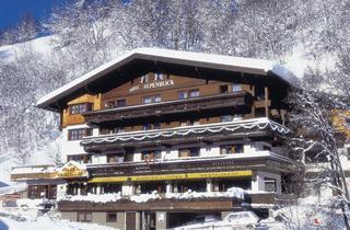 Austria, Saalbach Hinterglemm Leogang Fieberbrunn, Hinterglemm, Hotel Alpenblick