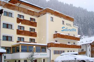 Austria, Ischgl, Kappl, Hotel Silvretta