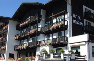 Italy, Val di Fassa - Carezza, Pozza di Fassa, Hotel Monzoni
