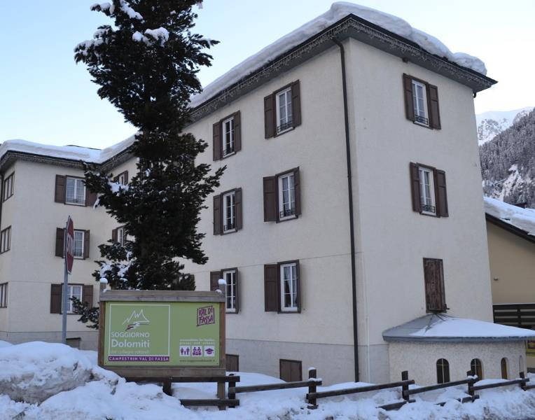 Soggiorno Dolomiti: in Campestrin di Fassa, Italy. Book now!