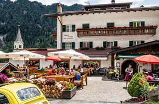 Włochy, Val Gardena / Groeden, Ortisei, Sporthotelplatz