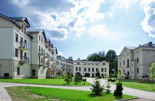 Poland, Świeradów, Polish Mountains, Świeradów-Zdrój, Cottonina Villa & Mineral SPA Resort