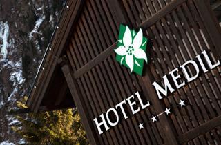 Italy, Val di Fassa - Carezza, Campitello di Fassa, Hotel Medil