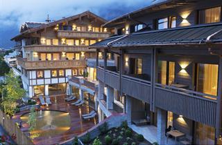 Austria, Zillertal, Mayrhofen, Hotel Elisabeth