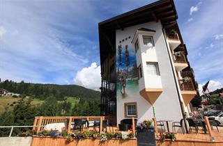 Italy, Alpe Lusia / San Pellegrino, Moena, Hotel Fanes